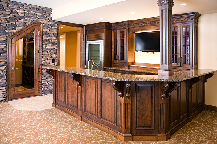 Cool Bar For Homes Contemporary - Simple Design Home - robaxin25.us